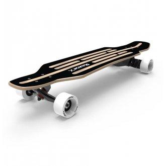Электроскейт Razor Electric Skateboard Longboard - чёрный