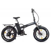 Велогибрид Cyberbike 500 Вт (Черный-1859)