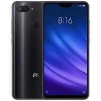 Телефон Xiaomi Mi 8 Lite 4/64 gb Black EU