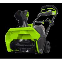 Аккумуляторный снегоуборщик Greenworks GD40SB