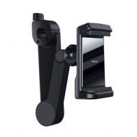 Автодержатель для заднего сиденья Baseus Energy Storage Backseat Holder Wireless Charger Black (WXHZ-01)