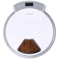 Автоматическая кормушка для животных Petwant Food Feeder (PF-105)