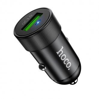 Автомобильное зарядное устройство HOCO Z32 Speed Up 2A Черный