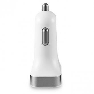 Автомобильное зарядное устройство HOCO Z3 2USB 2*USB 3.1A (Белый)
