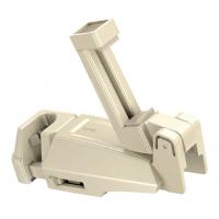 Автомобильный держатель для телефона на подголовник Baseus Back Seat Hook - Хаки(SUHZ-A01)