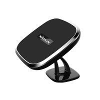 Автомобильный держатель Nillkin Car Magnetic Wireless Charger 2С с функцией беспроводной зарядки (Black)