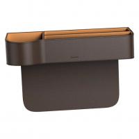 Автомобильный ящик Baseus Elegant Car Storage Box (CRCWH-08) Brown