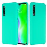 Бампер Silicone Cover для Xiaomi Mi 9 (сине-зеленый)