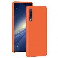 Бампер Silicone Cover для Xiaomi Mi 9SE (оранжевый)