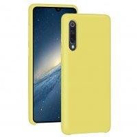 Бампер Silicone Cover для Xiaomi Mi 9SE (желтый)