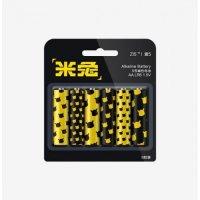 Батарейки алкалиновые Xiaomi ZMI ZI5 Тип AA (уп. 6шт.) (AA516)