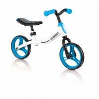 Беговел GLOBBER Go Bike (бело-голубой)