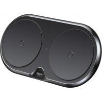 Беспроводное зарядное устройство Baseus Dual Wireless (WXXHJ-A01)