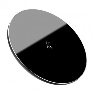 Беспроводное зарядное устройство Baseus Simple Wireless Charger( WXJK-B01) Black