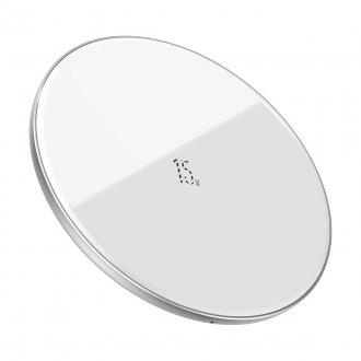 Беспроводное зарядное устройство Baseus Simple Wireless Charger( WXJK-B01) White