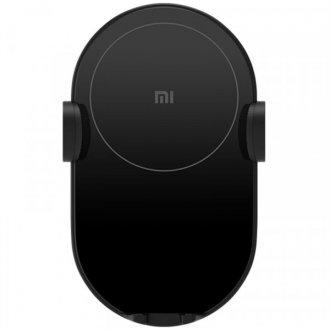 Автомобильный держатель с беспроводной зарядкой для автомобиля Xiaomi Wireless Car Charger 10W (черный) (WCJ03ZM)