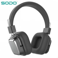 Беспроводные Bluetooth наушники SODO SD-1003 Black