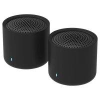 Беспроводные колонки Xiaomi Mi Bluetooth Speaker Wireless Stereo Set (2 шт, черный) (XMYX05YM)