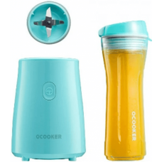 Блендер Xiaomi Qcooker Portable Cooking Machine Youth Version Blue (арт. 04591)