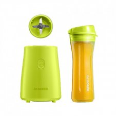 Блендер Xiaomi Qcooker Portable Cooking Machine Youth Version Green