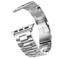 Браслет металлический сменный Watch Band (Silver)