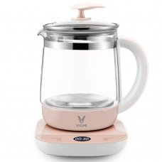 Чайник Viomi Multifunctional Health-Preserving Electric Kettle (розовый)