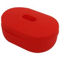 Чехол для наушников Xiaomi Airdots / Airdots S красный