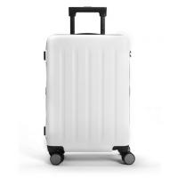 Чемодан Xiaomi Mi Trolley 90 Points Seven Bar Suitcase 20 дюйма (Белый)