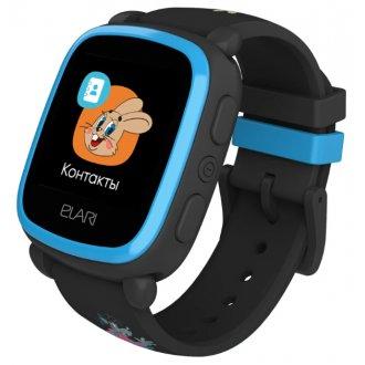 Детские часы Elari KidPhone Ну, погоди! Black (KP-NP)