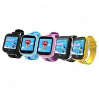 Детские смарт часы Wonlex GW200S