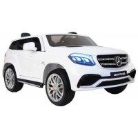 Детский Электромобиль джип Mercedes Benz GLS Белый (HL228 Б)