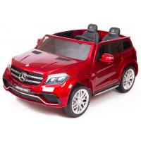 Детский Электромобиль джип Mercedes Benz GLS красный (HL228 К)