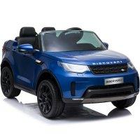 Детский электромобиль Land Rover Discovery TR1905 синий