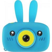 Детская камера Кролик GSMIN Fun Camera Rabbit синий