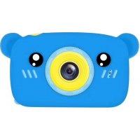 Детская камера Медведь ZUP Childrens Fun Camera Bear синий
