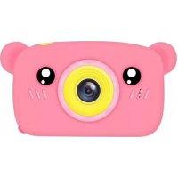 Детская камера Медведь ZUP Childrens Fun Camera Bear розовый