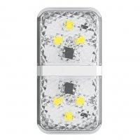 Дверная автомобильная лампа Baseus (CRFZD-02) White