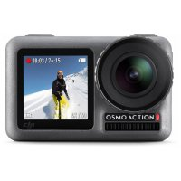 Экшн-камера DJI Osmo Action (серый)