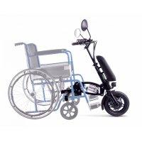 Электрический привод Sunny для инвалидной коляски (пневмо)