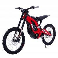 Электромотоцикл Sur-Ron X Deluxe Красный