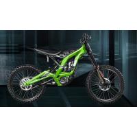 Электромотоцикл Sur-ron X euro (зеленый)
