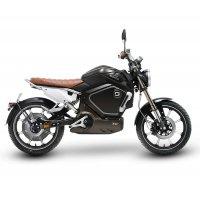 Электромотоцикл Xiaomi Super Soco TC 1500W 60V30ah Черный