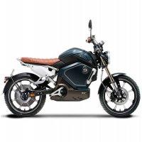 Электромотоцикл Xiaomi Super Soco TC 1500W 60V30ah Синий