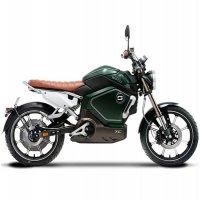 Электромотоцикл Xiaomi Super Soco TC 1500W 60V30ah Зеленый