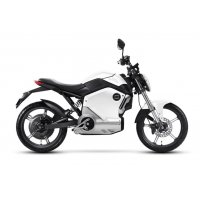Электромотоцикл Xiaomi Super Soco TS 1200W 60V30ah Белый