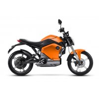 Электромотоцикл Xiaomi Super Soco TS Lite 900W 48V26ah Оранжевый