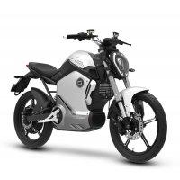 Электромотоцикл Xiaomi Super Soco TS 1200W 60V30ah Серый