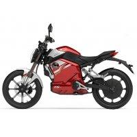 Электромотоцикл Xiaomi Super Soco TSX 2000W 60V30ah Красный