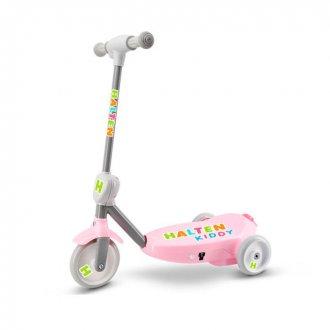 Электросамокат детский Halten Kiddy (Розовый)