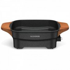 Электросковорода Xiaomi Ocooker Кitchen Hot Pot Multifunctional